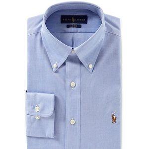 Ralph Lauren Chambray Oxford dress shirt